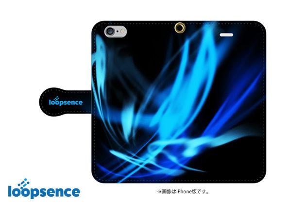 「彼方」ループセンス公式スマホケースiPhone用